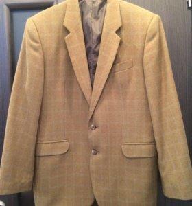 Пиджак мужской, р-р 48-50.