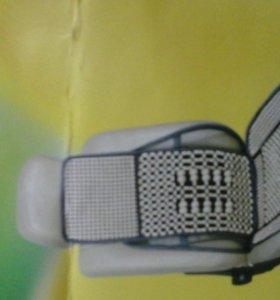 Накидка на сиденье (массажная)новая