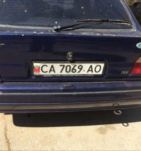 Форд Эскорт 1992 год