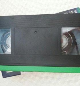Оцифровка больших и мини видеокассет.