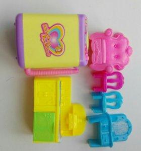 Мебель для маленьких игрушек