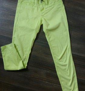Джеггинсы Benetton 44 размер (27)