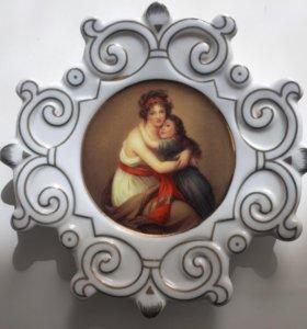 Тарелочка, Royal porcelain