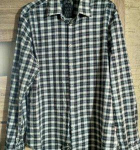 Рубашка SISLEY, ворот 41/16 размер 48/50