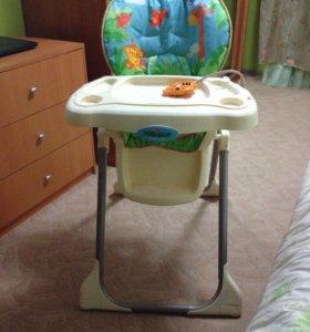 Новый детский стульчик Fisher Price