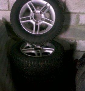 Продам колёса на ниву р16