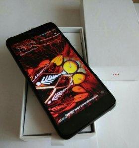 Новый Xiaomi redmi 4x 16гб черный