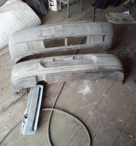 Бампер ВАЗ-2110 задний