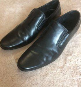 Кожаные туфли Dino Ricci