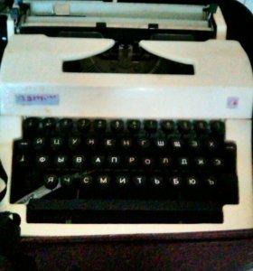 Печатная машинка Ортекс(1988г)
