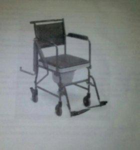 Кресло туалет для пожилых людей
