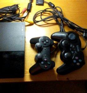 Sony PlayStation 2, slym ( пс 2; ps 2)