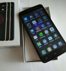 Новый смартфон Homtom ht17 LTE
