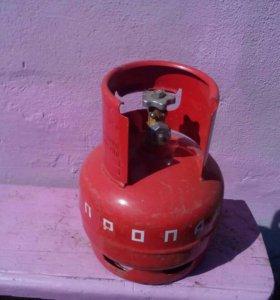 Баллон пропан вентиль 5 литров