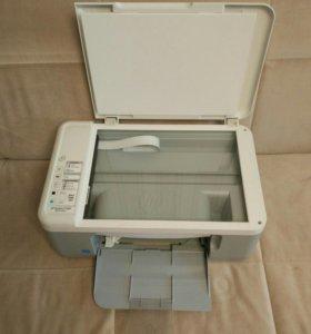 Принтер 3в1 hp 2280