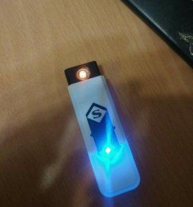 Электрическая зажигалка usb