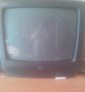 Телевизор Витязь на запчасти
