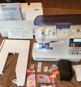 Новая швейная машинка Brother innov-is 450