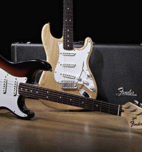 Fender stratocaster road houses delux