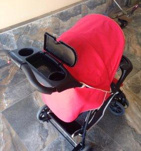 Прогулочная коляска Graco Mirage цвет красный