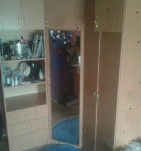 шкаф угловой 1500*1600*500