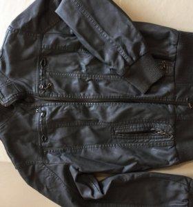 Куртка кож‼️42.44.46р