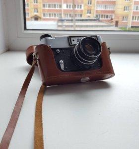Раритетный фотоаппарат ФЭД-5В
