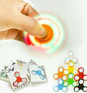 Hand Spinner(LED)-Светящийся спиннер