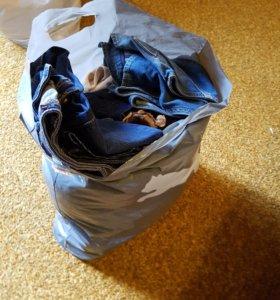 Женская одежда пакетом (р42-44)
