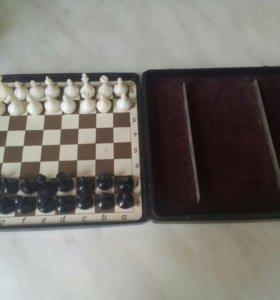 Дорожные шахматы СССР