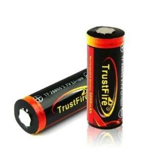 Аккумулятор универсальный TrustFire 26650