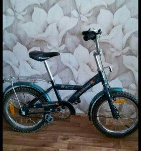 Детский велосипед от-4 до-7 лет