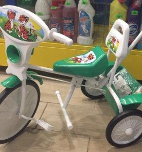 Новый Велосипед Малыш