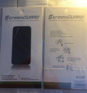 Защитная плёнка iPhone 5/5c/5s/se