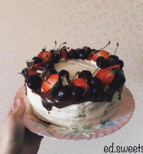 капкейки и тортики