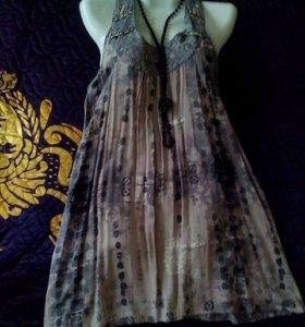 Платье - сарафан - туника.