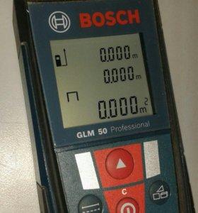 Дальномер лазерный BOSCH GLM 50 PROFESSIONAL