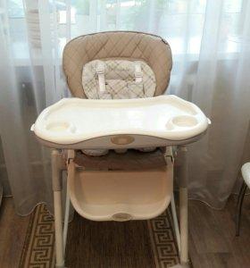 Детский стульчик для кормления. Happy Baby.