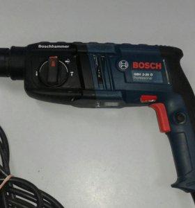 Перфоратор Bosch 2-20 D