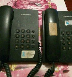 Стационарные телефоны 6 шт.