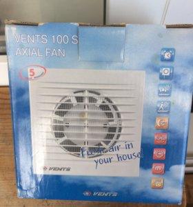 Встраиваемый вытяжной вентилятор Vents D100