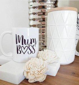 Чашки для мамы (подарок)