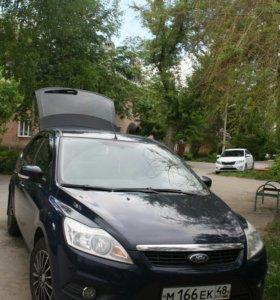Автомобиль Ford FOCUS II  рестайлинг хэчбек