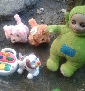 новые игрушки детские
