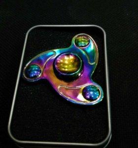 Finger Spinner Stanless multicolor