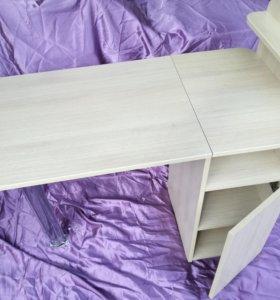 Маникюрный складной раскладной стол