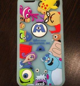Чехол новый для iPhone 6S