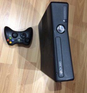 Приставка: прошитый Xbox 360 slim 4 GB памяти