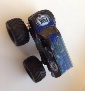 Машинка монстр (Fox sports 1)