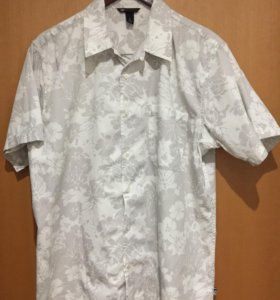 Рубашка летняя H&M L.O.G.G.SPORT 🇩🇪